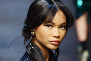 """I&squot;m Not a Product Girl"": Chanel Iman&squot;s Basic Beauty Essentials"