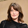 Hairstyles For Women With Fine Hair: Carla Bruni-Sarkozy's Subtle Waves