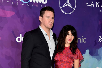 Channing Tatum Jenna Dewan-Tatum Variety and WWD Host 2nd Annual StyleMakers Awards - Arrivals