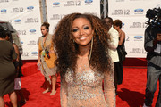 Chante Moore Beaded Dress