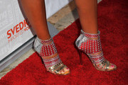 Chante Moore Strappy Sandals