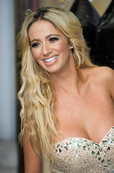More Pics of Chantelle Houghton False Eyelashes (1 of 12) - Chantelle Houghton Lookbook - StyleBistro