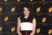 Charlotte Ritchie Leather Dress