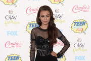 Cher Lloyd Embellished Top