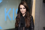 Cher Lloyd Leather Jacket