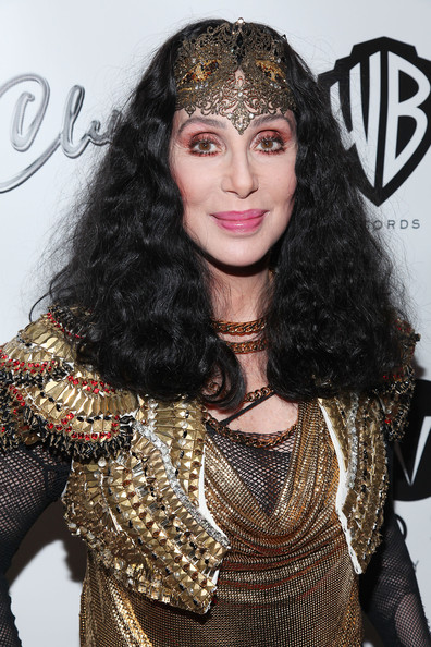 Cher Medium Curls