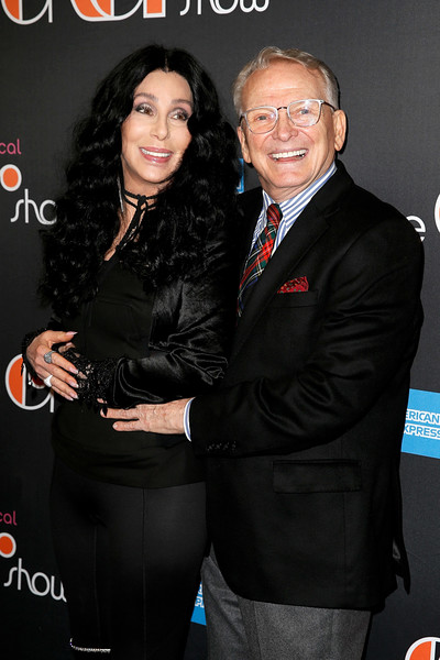 More Pics of Cher Long Curls (1 of 6) - Cher Lookbook - StyleBistro [the cher show,musical,event,suit,premiere,cher,bob mackie,new york city,neil simon theatre,broadway]
