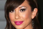 Cheryl Burke Medium Straight Cut with Bangs