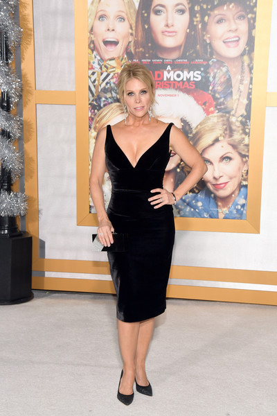 Cheryl Hines Form-Fitting Dress