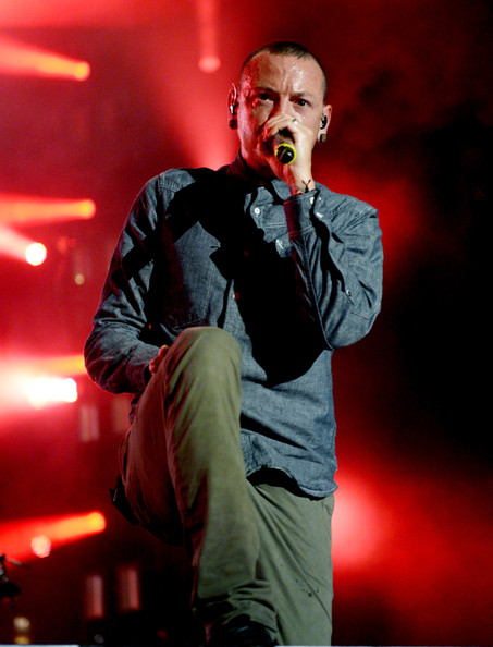 Chester Bennington Hair