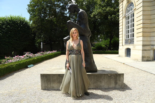Chiara Ferragni Evening Dress