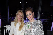 Chiara Ferragni Evening Coat