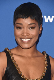 Keke Palmer wore a cute pixie at the Beat the Odds Awards.