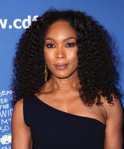 Angela Bassett rocked her natural hair at the Beat the Odds Awards.
