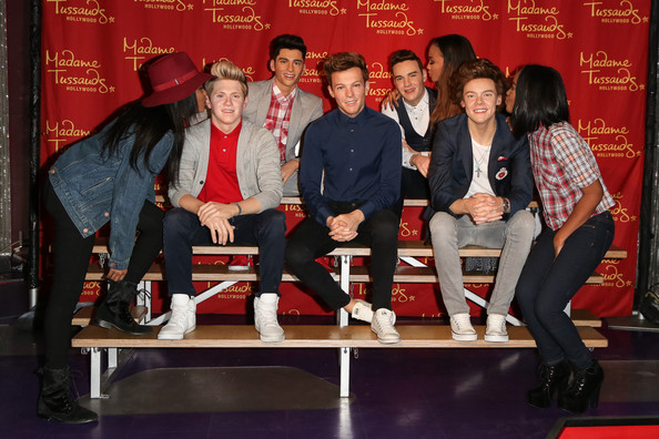 One Direction Gets the Wax Treatment in Hollywood