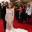Kim Kardashian, 2015 Met Gala Dress
