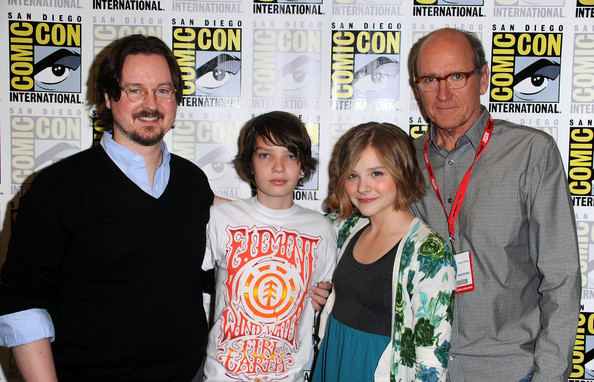 """Overture """"Let Me In"""" Press Conference - Comic-Con 2010"""