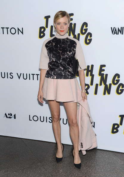 Chloe Sevigny Cocktail Dress