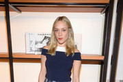 Chloe Sevigny Off-the-Shoulder Top