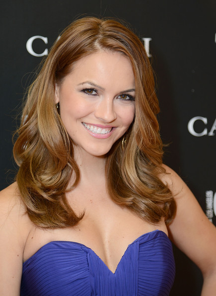 Chrishell Stause Long Wavy Cut [hair,face,blond,hairstyle,eyebrow,long hair,brown hair,shoulder,beauty,lip,chrishell stause,la confidential,evening in honor of the muscular dystrophy association with canali,evening in honor of the muscular dystrophy association canali,beverly hills city,canali boutique]