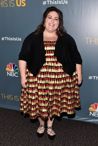 Chrissy Metz Pointy Flats