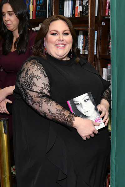 More Pics of Chrissy Metz Pointy Flats (1 of 15) - Flats Lookbook - StyleBistro [this is me,memoir,book,lady,fashion,dress,event,little black dress,long hair,fashion design,copies,chrissy metz signs,chrissy metz,new york city,barnes noble union square]