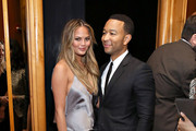 Chrissy Teigen Frame Clutch