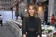 Chrissy Teigen Long Skirt