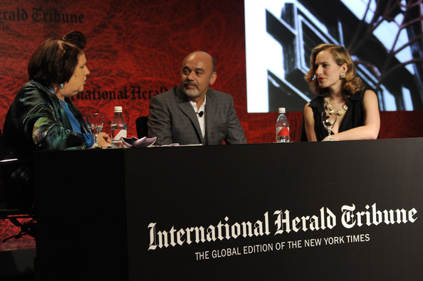 International Herald Tribune's Luxury Business Conference - Sao Paulo 2011 - Day 1