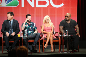 Christina Aguilera Cee-Lo Green 2013 Summer TCA Tour - Day 4