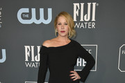 Christina Applegate Mermaid Gown