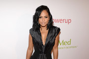 Christina Milian Evening Dress