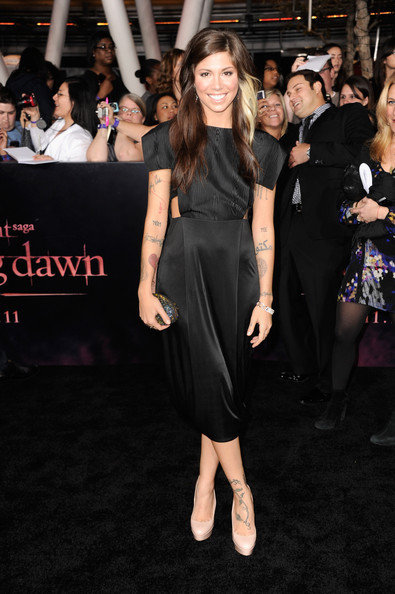 Christina Perri Platform Pumps
