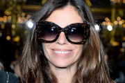 Christina Pitanguy Oversized Sunglasses