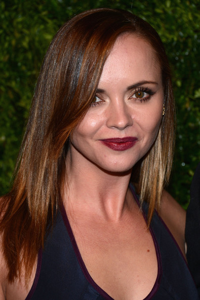 Christina Ricci Beauty