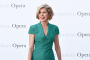 Christine Baranski Mermaid Gown