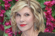 Christine Baranski Short Wavy Cut