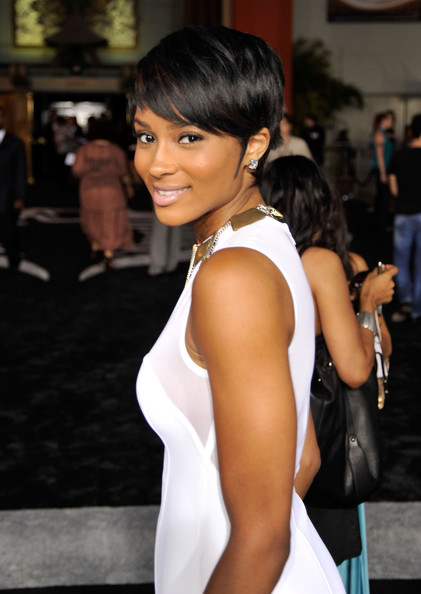 Ciara Short Hairstyles