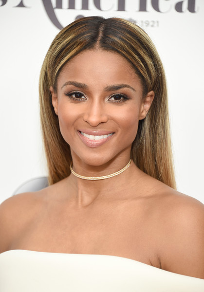 Ciara Long Straight Cut