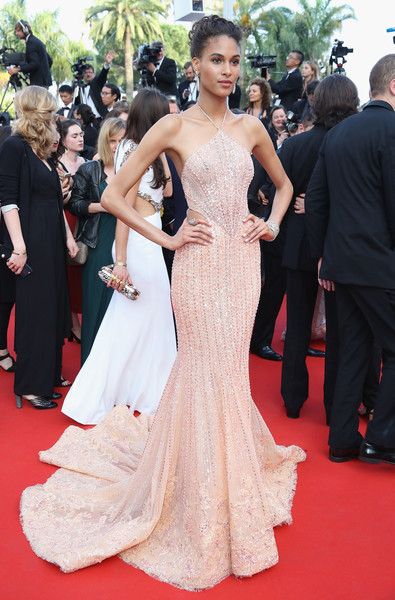 Cindy Bruna Mermaid Gown
