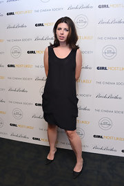 Heather Matarazzo's slouchy LBD had a more relaxed feel to it at the NYC screening of 'Girl Most Likely.'