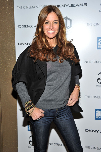 More Pics of Kelly Bensimon Long Curls (1 of 3) - Long Hairstyles Lookbook - StyleBistro
