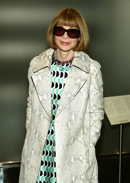 More Pics of Anna Wintour Trenchcoat (3 of 3) - Anna Wintour Lookbook - StyleBistro