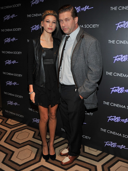More Pics of Hailey Bieber Motorcycle Jacket (1 of 2) - Outerwear Lookbook - StyleBistro [suit,fashion,formal wear,event,tuxedo,dress,fashion design,little black dress,cocktail dress,arrivals,stephen baldwin,hailey baldwin,father,father,screening,fashion,suit,new york city,cinema society hosts a screening of ``footloose,hailey rhode bieber,stephen baldwin,footloose,new york,actor,celebrity,2011,getty images,father]