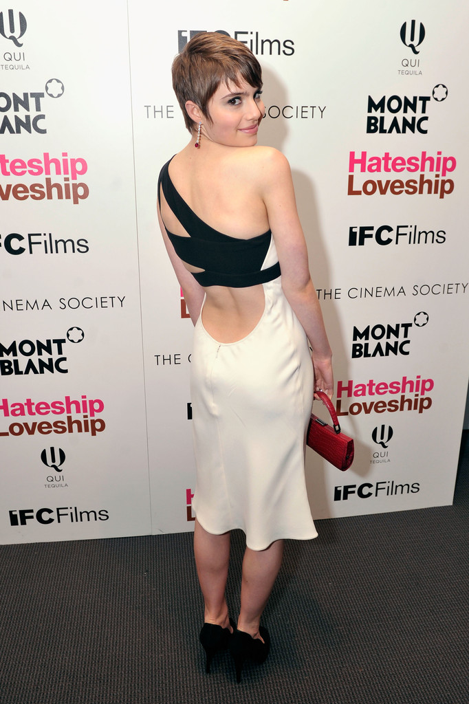 More Pics Of Sami Gayle Pixie 9 Of 21 Short Hairstyles Lookbook Stylebistro