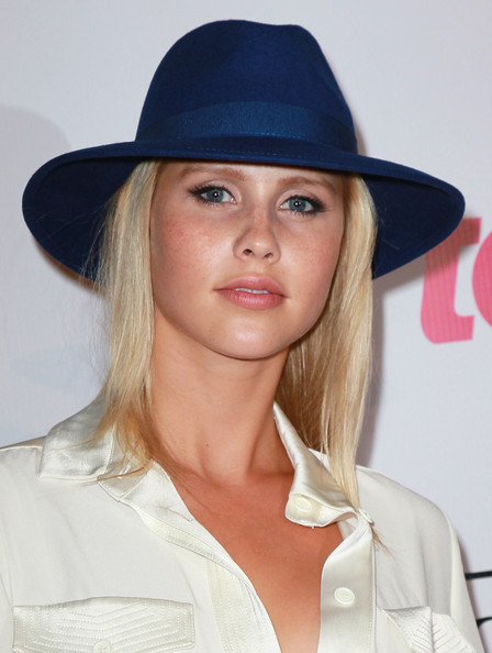 Claire Holt Walker Hat