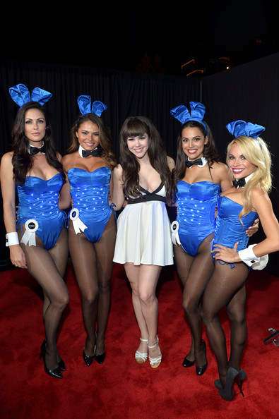 """Playboy And A&E's """"Bates Motel"""" Event During Comic-Con Weekend -  Inside"""
