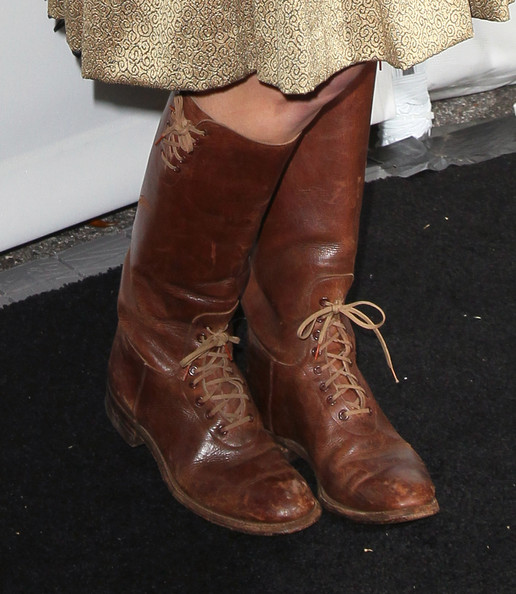 Clare Bowen Shoes