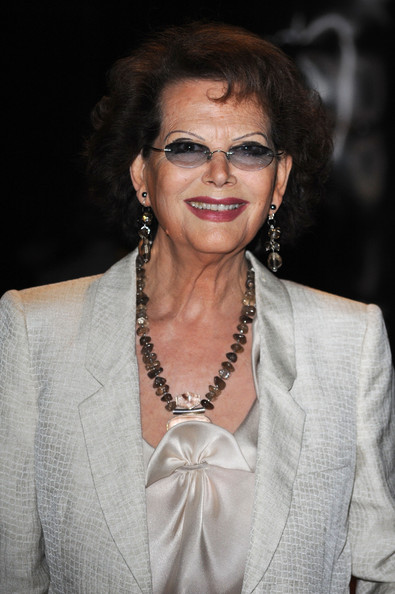 Claudia Cardinale Layered Beaded Necklace