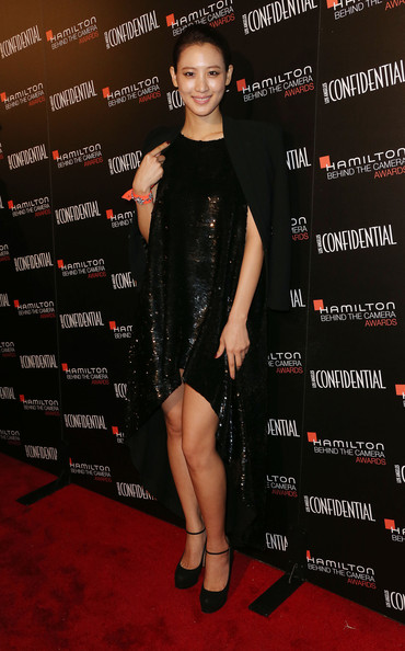Claudia Kim Fishtail Dress